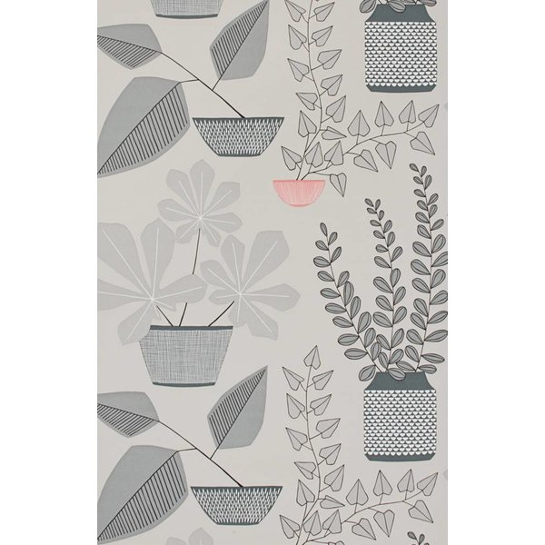 House Plants Wallpaper Pompeii MISP1179
