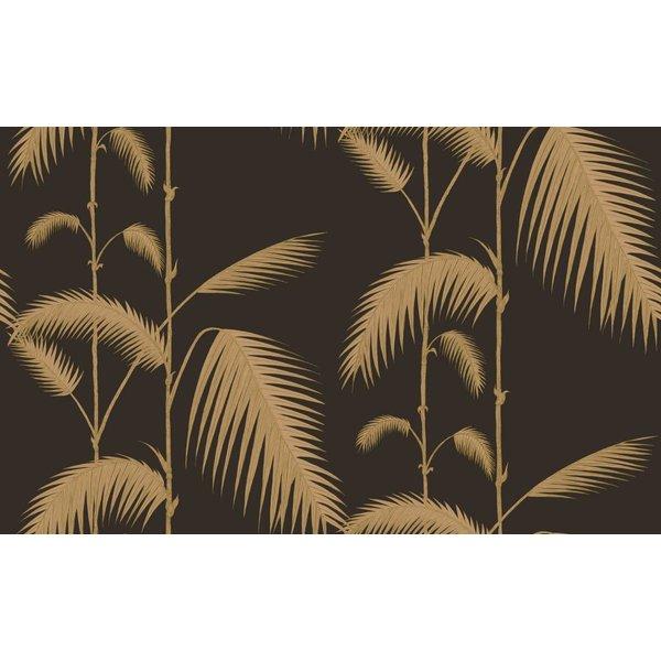Palm Leaves Zwart En Goud 66/2014