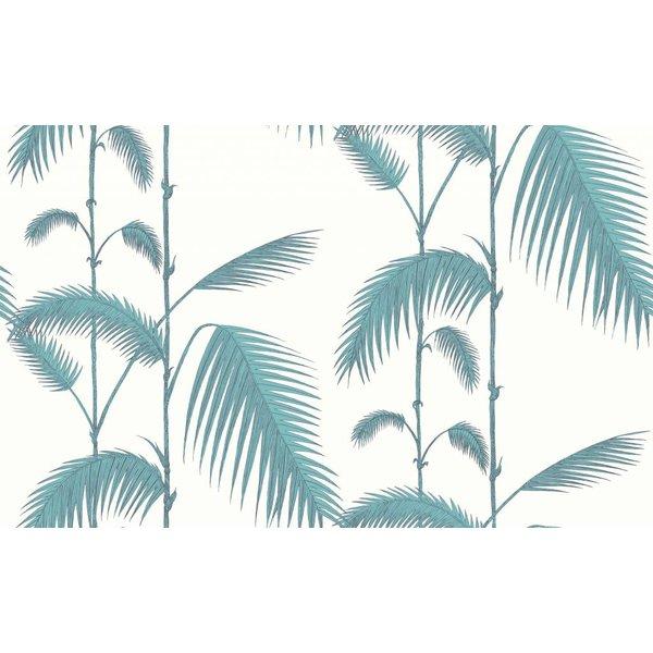 Palm Leaves Beige En Groen 66/2012