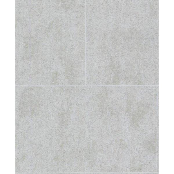 Stone Block Gebroken Wit En Lichtblauw 92/6029