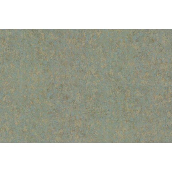 Salvage Blauw En Metallic Goud 92/11053