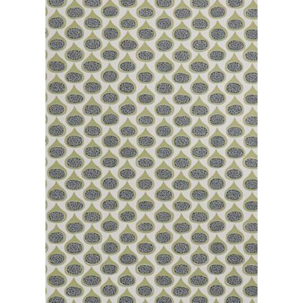 Figs Wallpaper Olive MISP1097