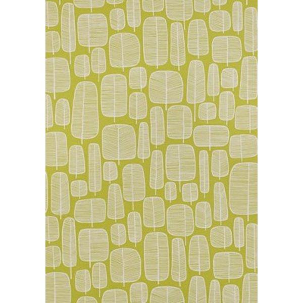 Little Trees Wallpaper Moss MISP1043