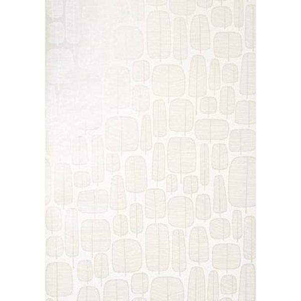 Little Trees Wallpaper White & White MISP1059