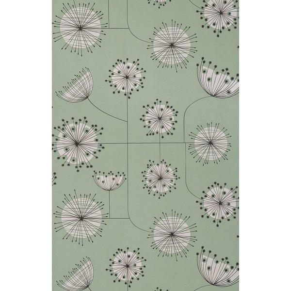 Behang Dandelion Mobile zachtgroen MISP1026