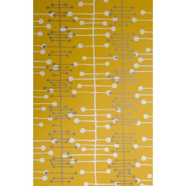 Behang Muscat geel MISP1019
