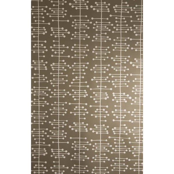 Behang Muscat small grijs MISP1002
