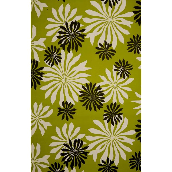 Behang Fleur groen MISP1015