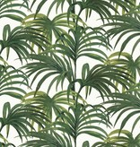 House-of-Hackney PALMERAL WALLPAPER OFF WHITE / GREEN H402-4