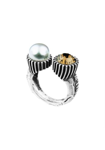 "Motyle Ring  ""treasure island"" M5423"