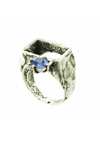 "Motyle Ring ""art deco"" M5482"
