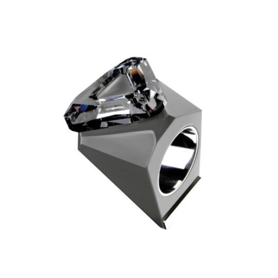 Big Ring driehoek grijs-zilver-1