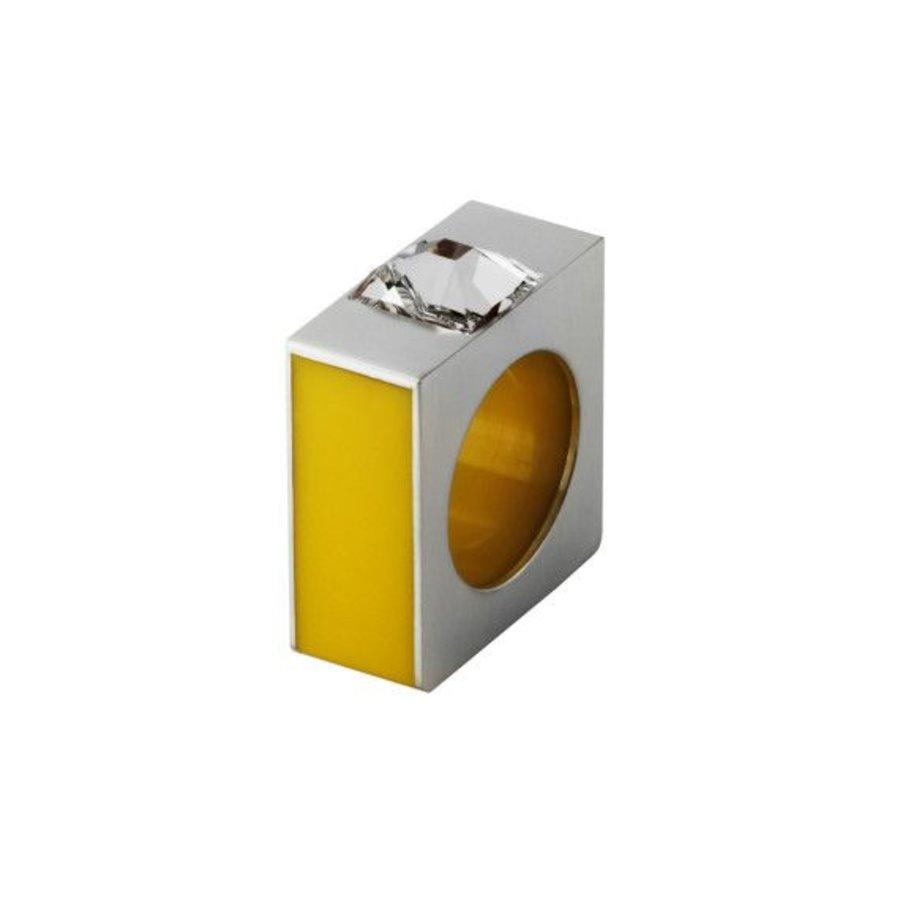 Ring Quadro curcuma-1