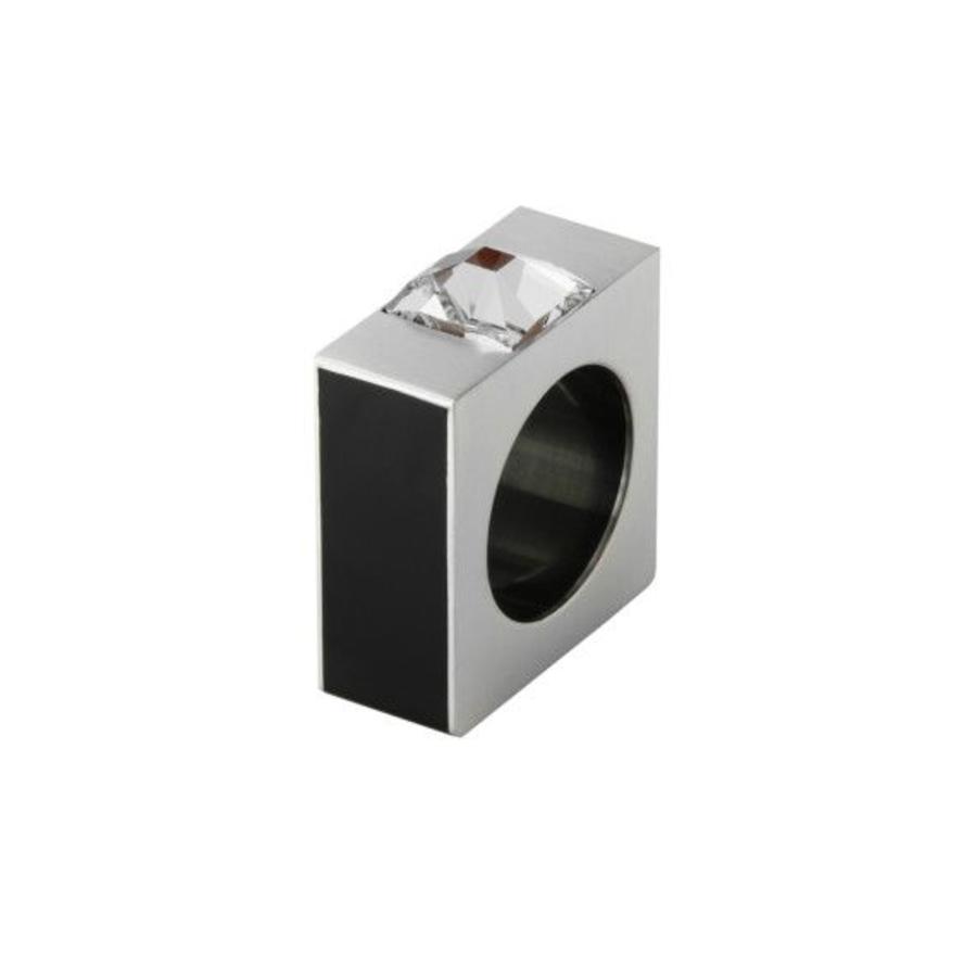 Ring Quadro zwart-1