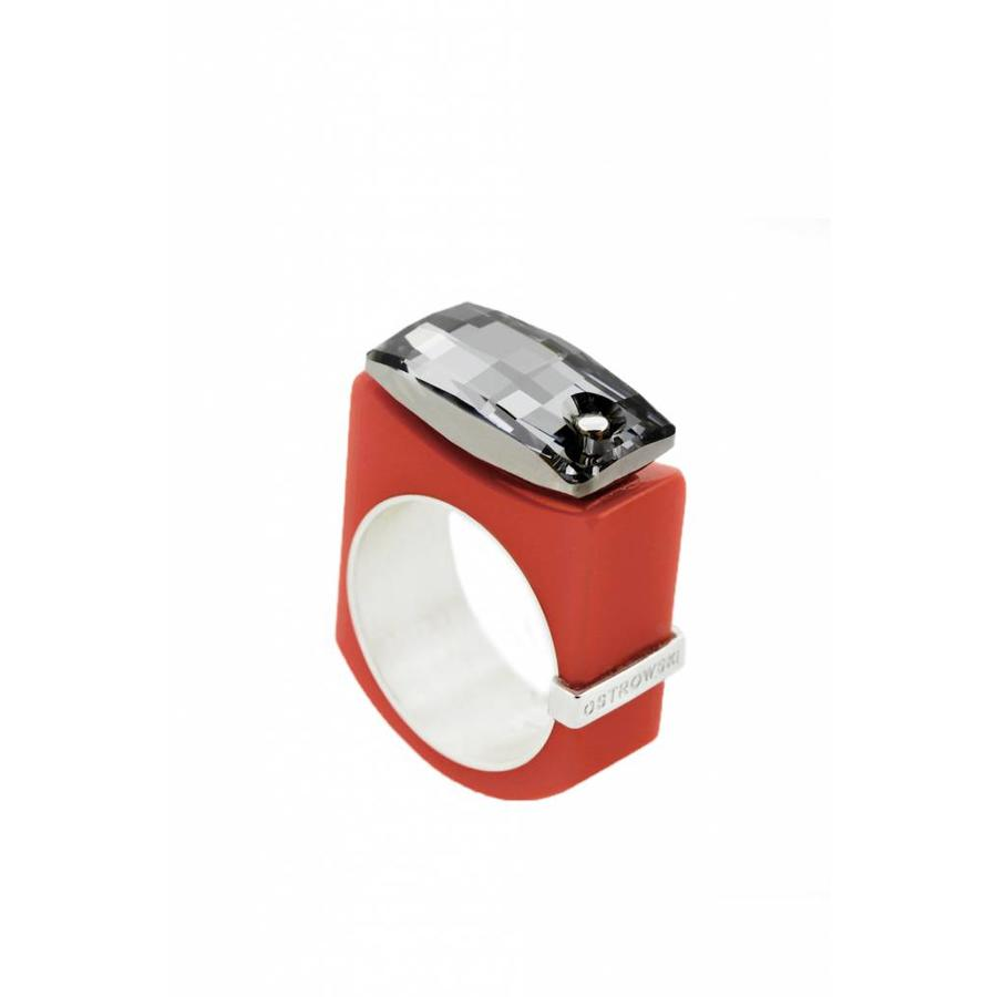 Ring Chic rood-1