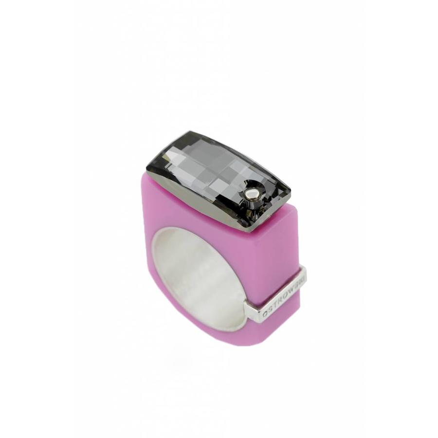 Ring Chic sweet roze-1