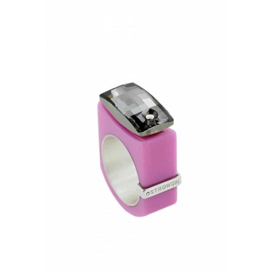 Ring Chic sweet roze-2