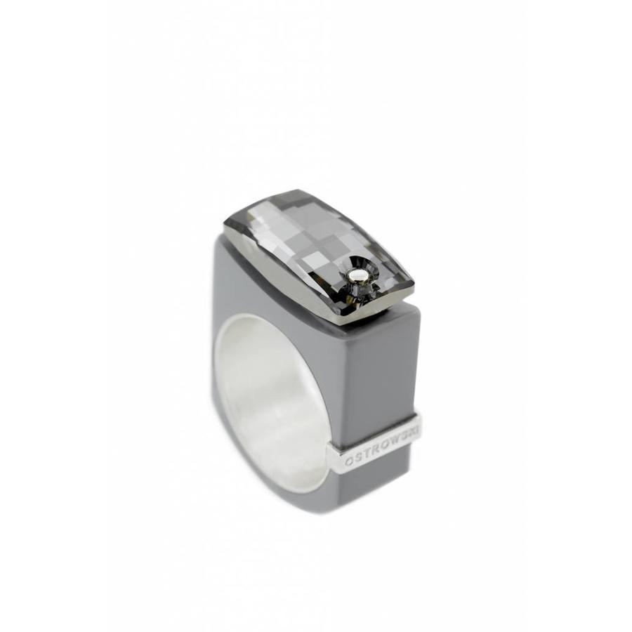 Ring Chic licht grijs-2