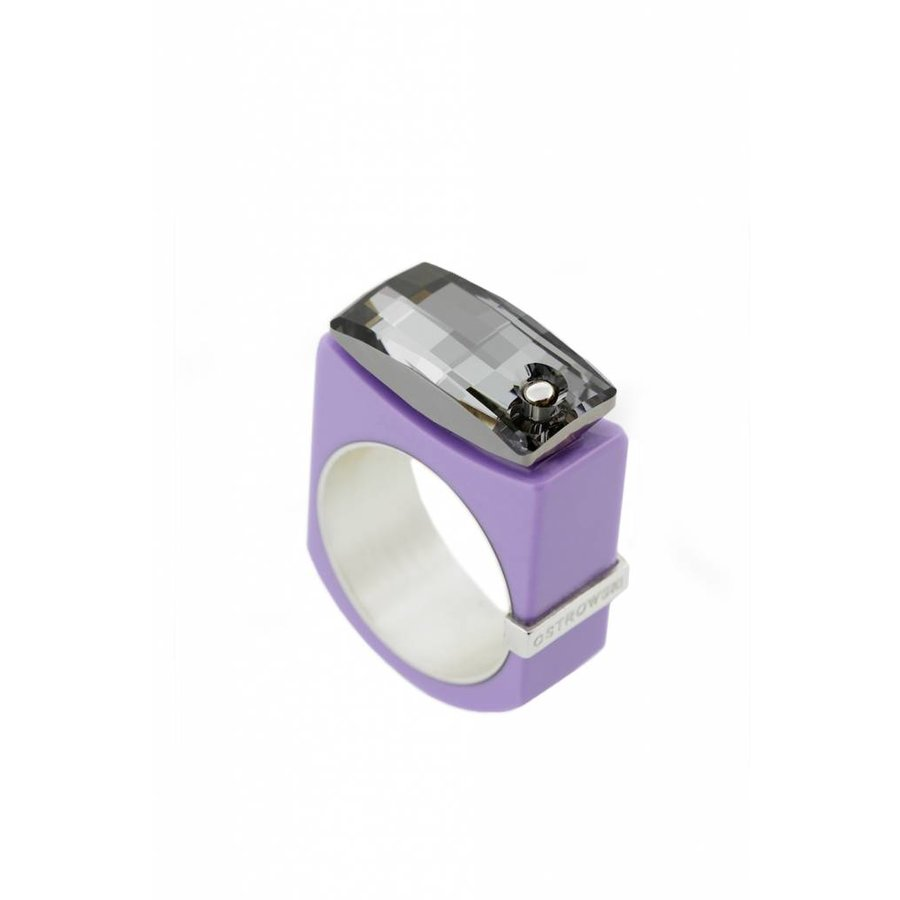 Ring Chic lila-1