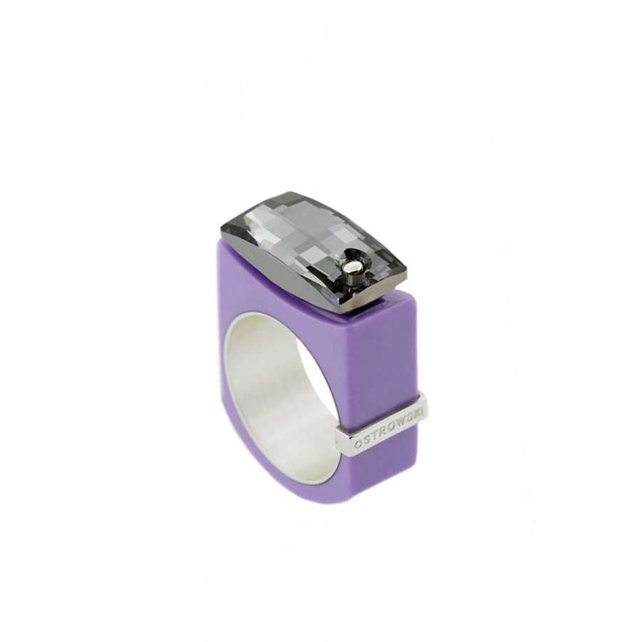 Ring Chic lila-2