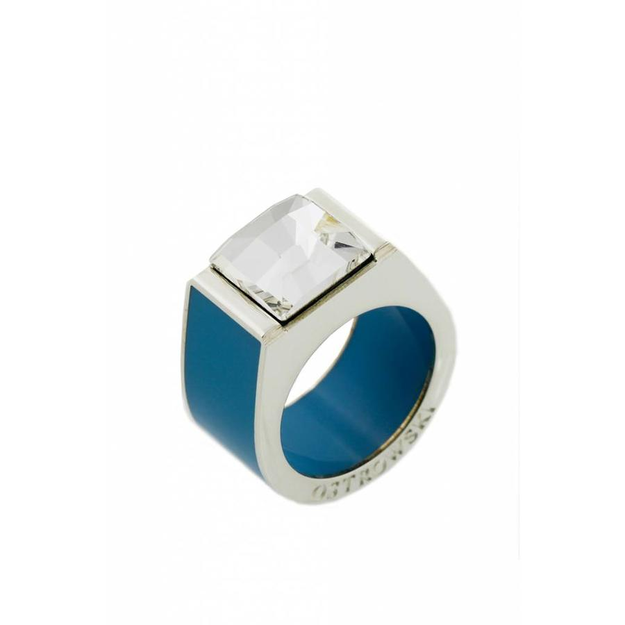 Ring Classic deep blue-3