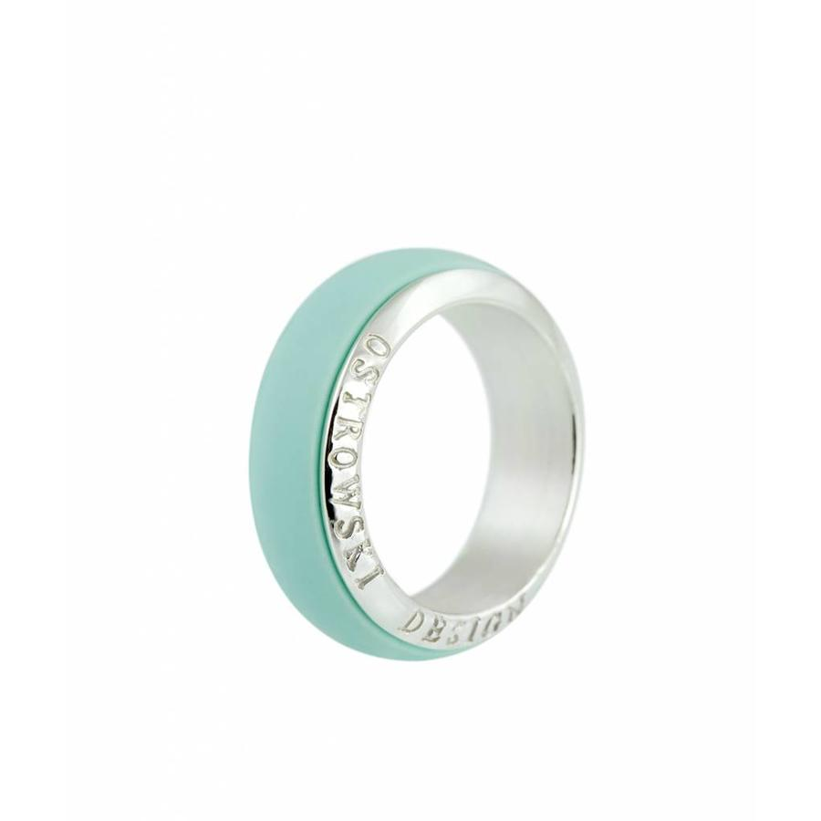 Ring Joy Line mint - zilver-1