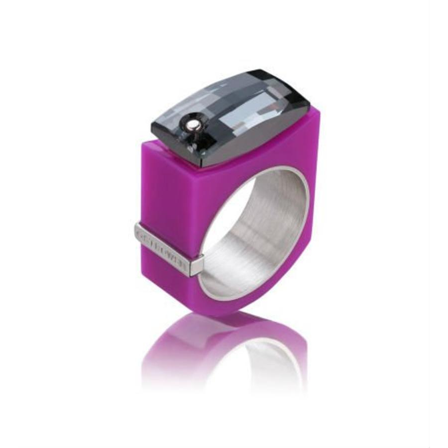 Ring Chic roze-1