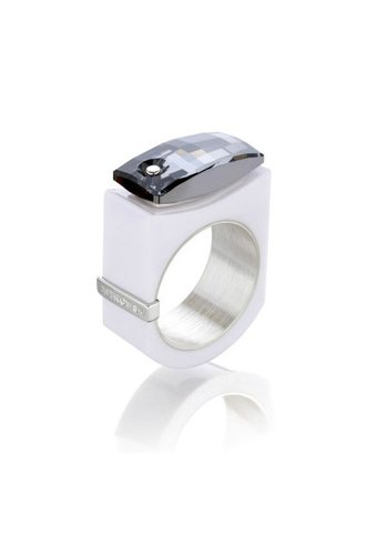 Ostrowski Design Ring Chic wit