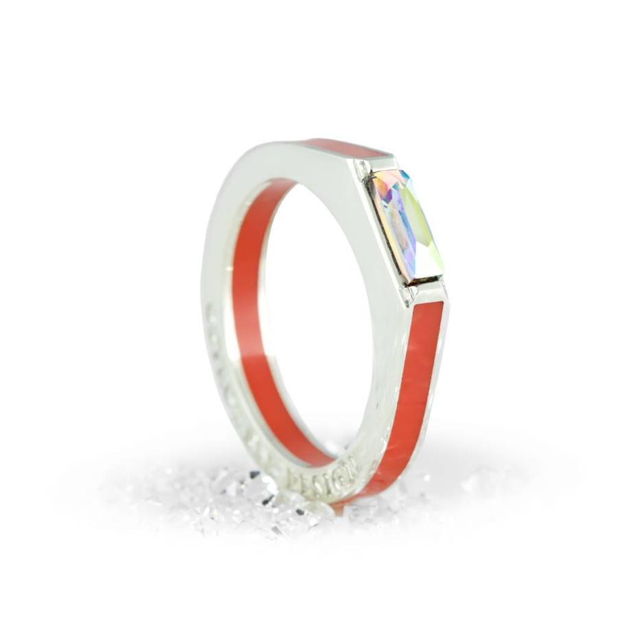 Ring Classic Super Light koraal-1