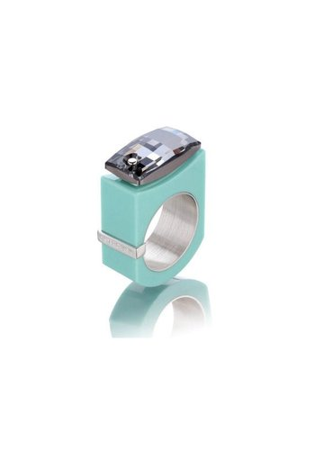 Ostrowski Design Ring Chic mint