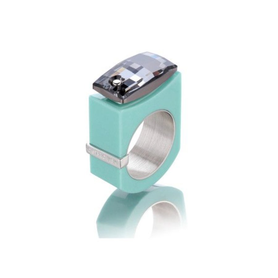Ring Chic mint-1