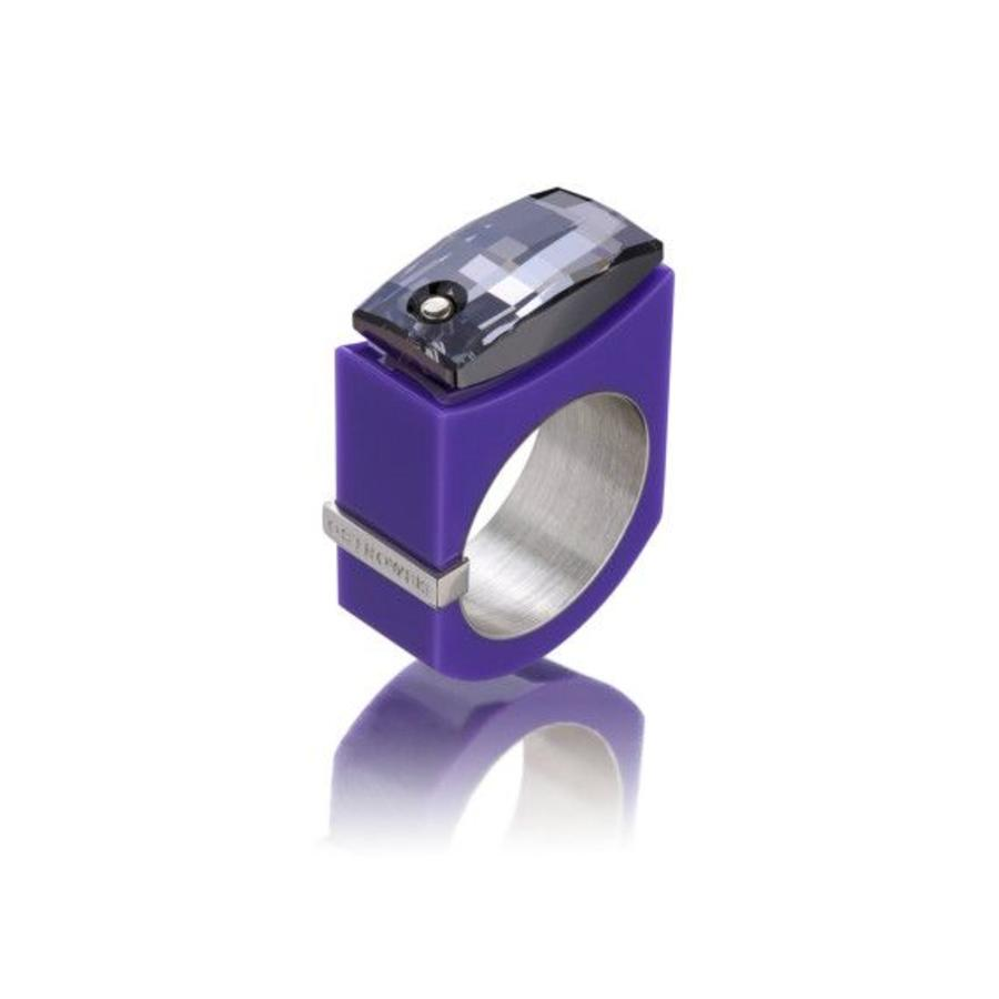 Ring Chic paars-1