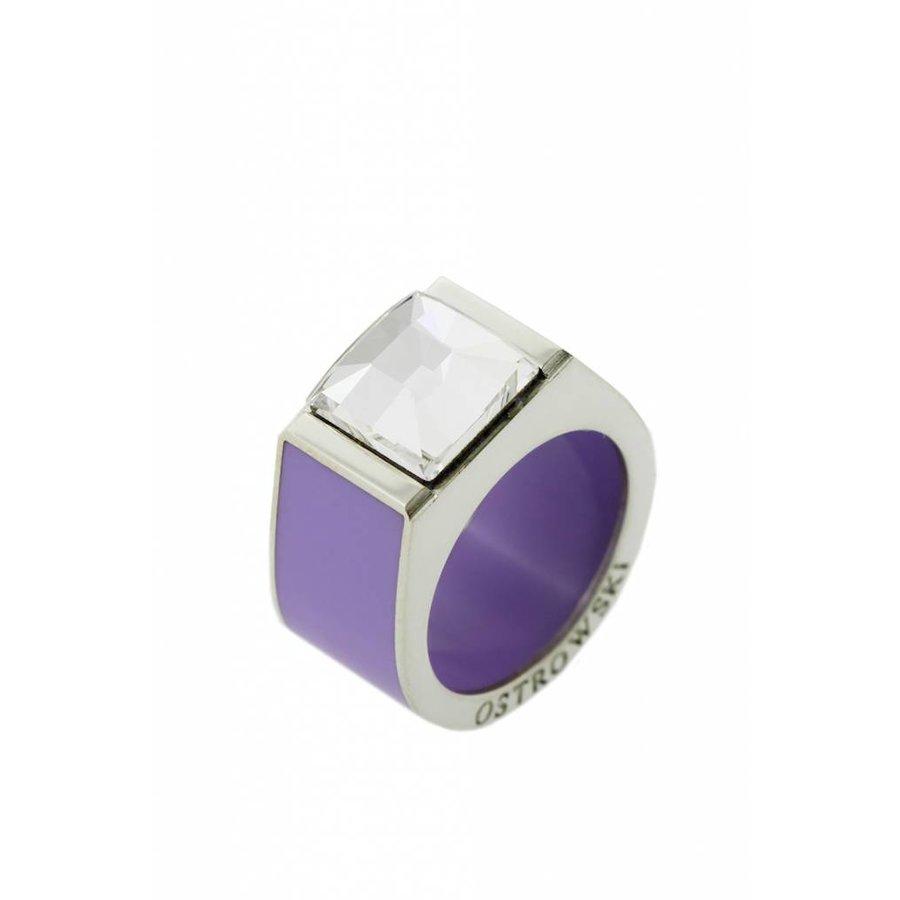 Ring Classic lila-1