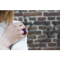 thumb-Ring Street Line deep blauw-2