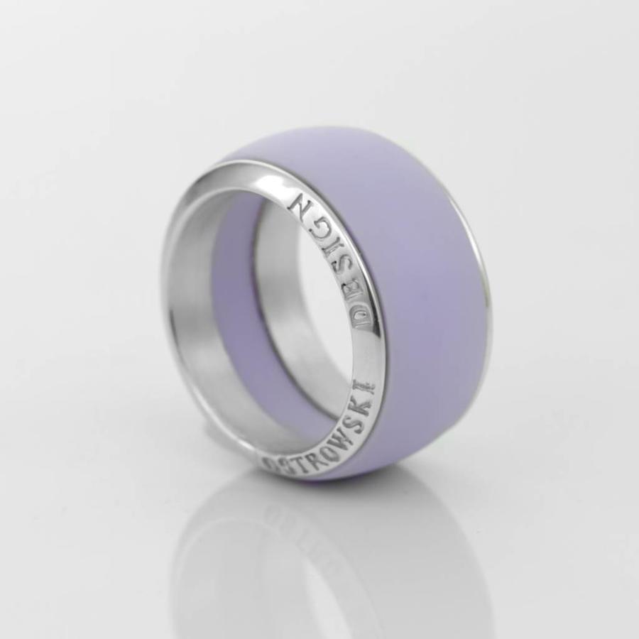 Ring Joy Line max lila - zilver-1