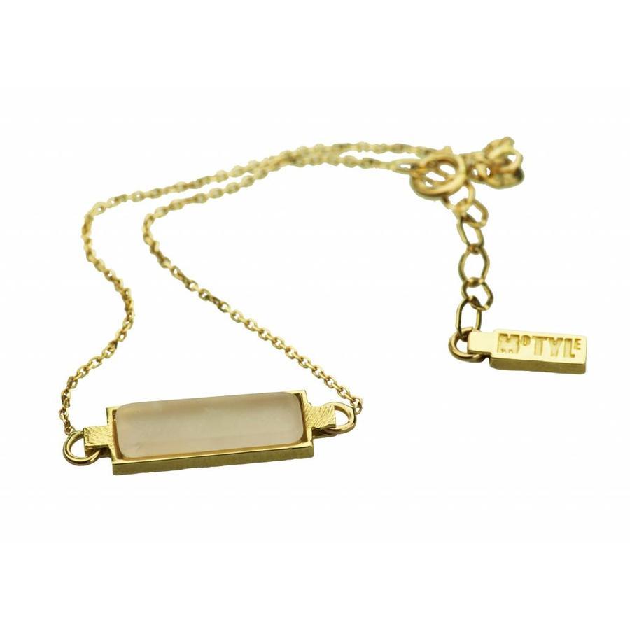 "Armband ""harmonia"" MGG3004 onyx-1"