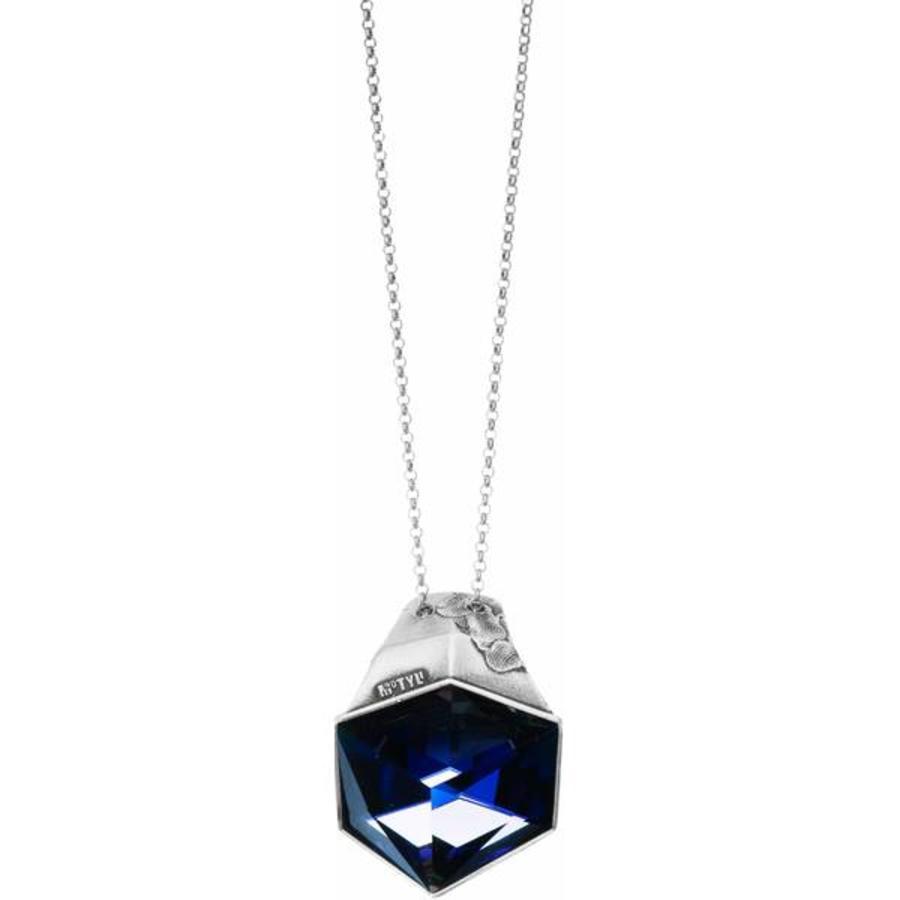 """Ketting """"aurora"""" MS2544 Crystal Purple-1"""