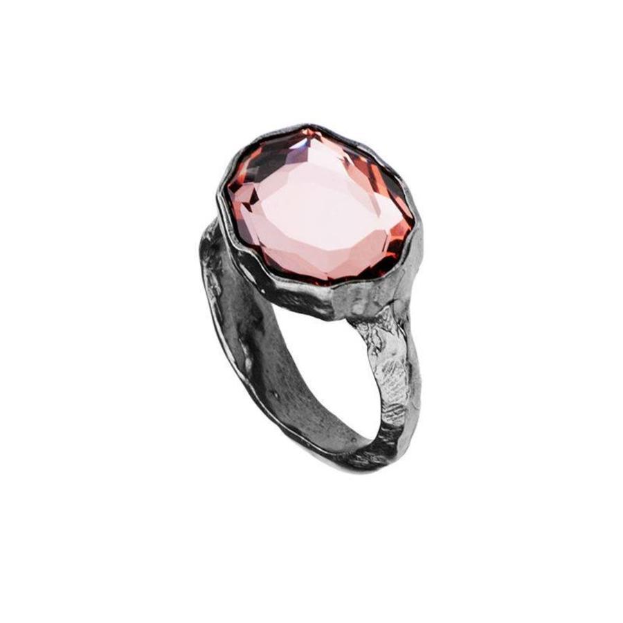 """Ring """"moroccan rose"""" MRB5520 Blush Rose-1"""