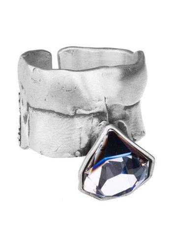 "Motyle Ring  ""aurora"" MS5526"