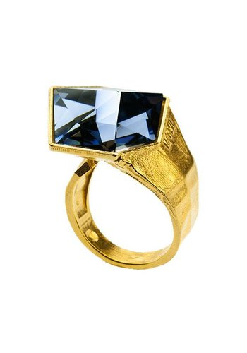 "Motyle Ring  ""aurora"" MG5524"