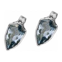 "thumb-Oorbellen  ""monarchy"" MS4535 Crystal Blue Shade-1"
