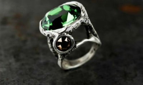 De geschiedenis van zilveren sieraden