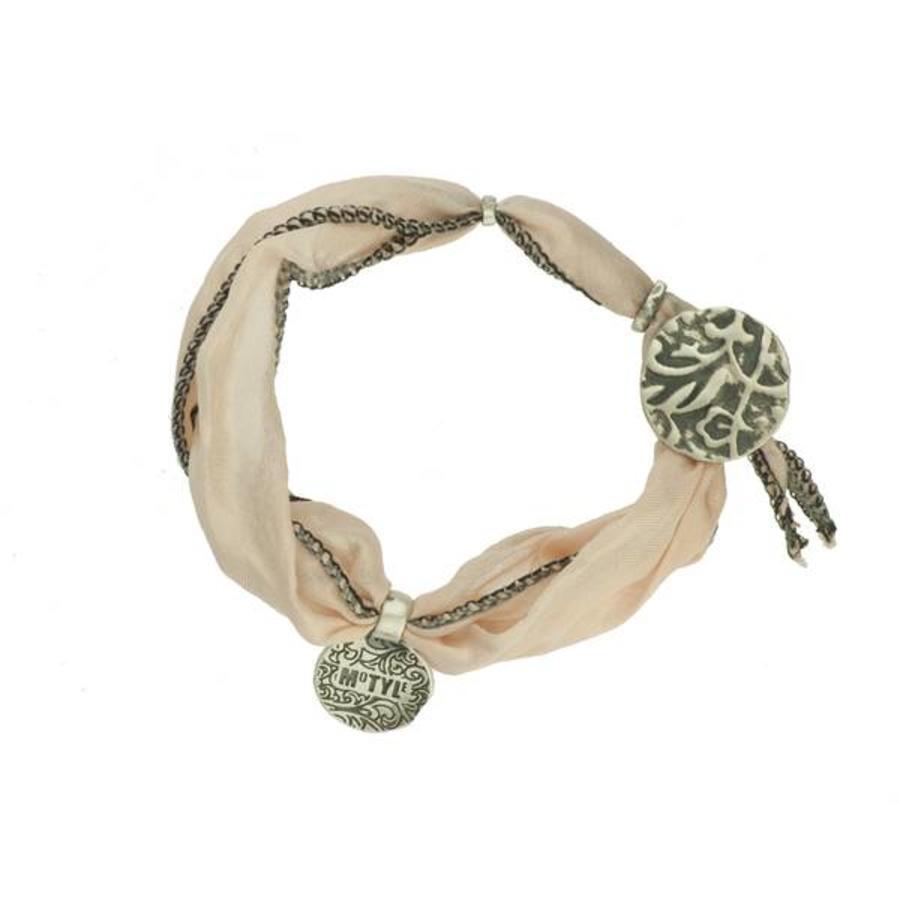 """Armband """"morrocan rose"""" MJS3055-1"""