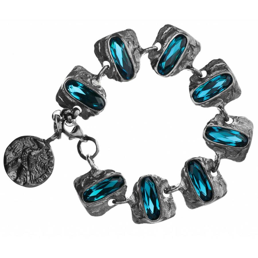 "Armband ""nefertiti"" MR3559 Indicolite-1"