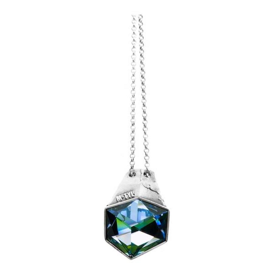 """Ketting """"aurora"""" MSA2524 Crystal Sahara-1"""