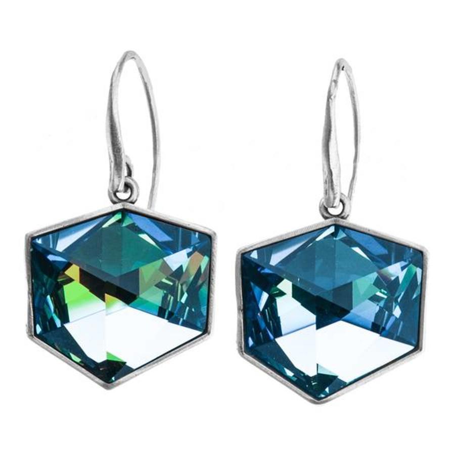 "Oorbellen ""aurora"" MS4524 Crystal Sahara-1"