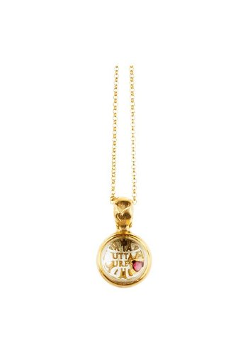 "Motyle Ketting ""mantra"" MG2529"