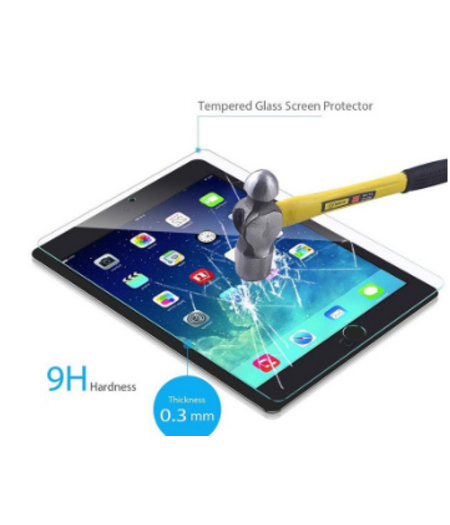 HEM Glasplaatje / Screenprotector / Tempered Glass iPad 2/3/4