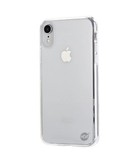 HEM iPhone XR siliconenhoesje transparant / Siliconen Gel TPU / Back Cover / Hoesje iPhone XR transparant doorzichtig