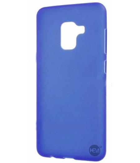 HEM Blauwe Siliconen Gel TPU / Back Cover / hoesje Samsung S9 Plus G965